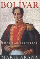 Bolivar American liberator