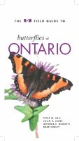 ROM field guide to butterflies of Ontario