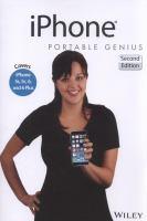 IPhone portable genius second edition