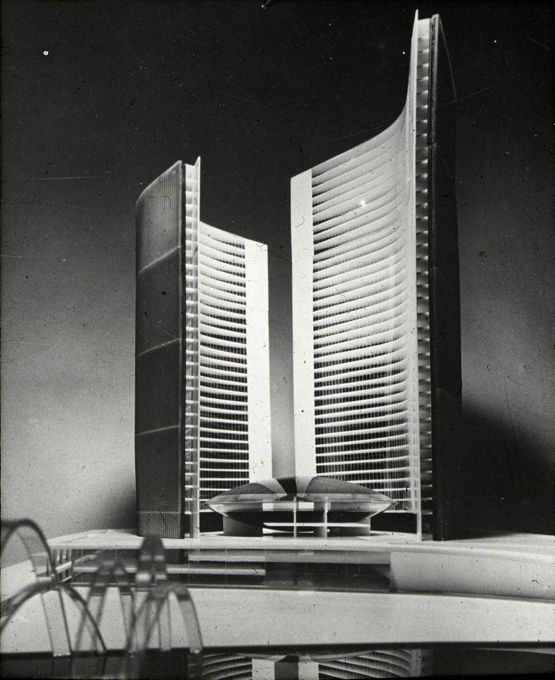 City Hall Model 1958