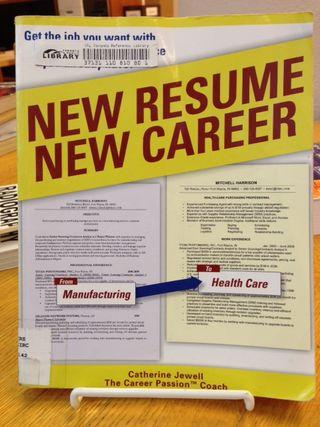 New Resume New Career