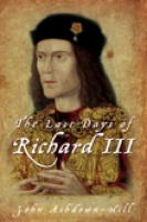 Last days of richard iii