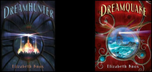 Dream hunter duet book covers