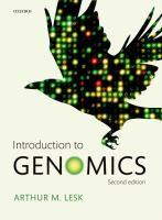 Introductiontogenomics