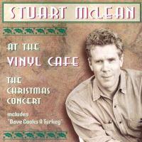 Stuart McLean at the Vinyl Cafe the Christmas concert