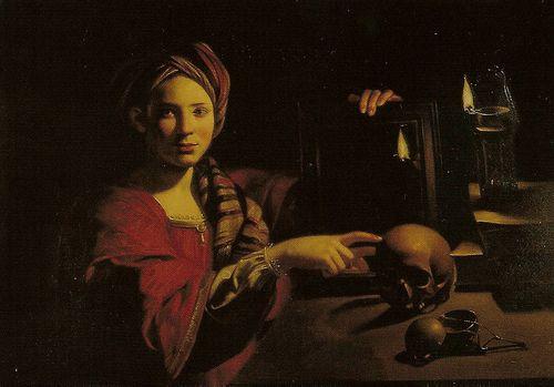 Allegory of Vanity, Trophime Bigot
