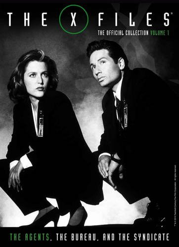 The X files  Volume 1 The agents, the bureau and the syndicate