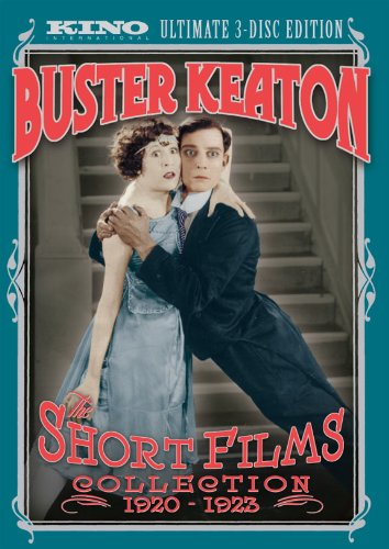 Buster Keaton the Short Films Collection 1920-1923