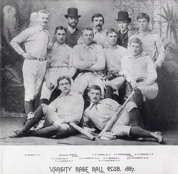 University of Toronto baseball team
