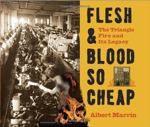 Flesh & blood so cheap the Triangle fire and its legacy by Albert Marrin