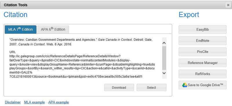 CanadaInContext-CitationTools