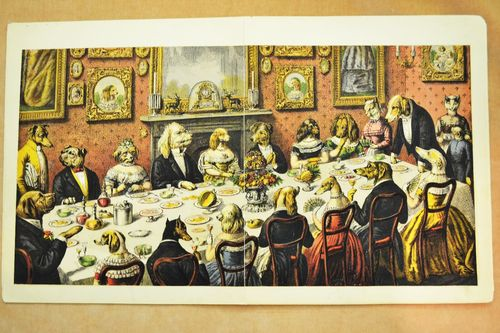 The Dog's Dinner Party