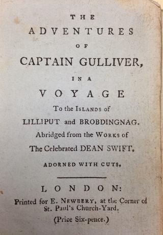 Francis Newbery Gulliver