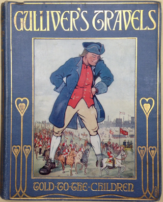 Gullivers Travels FMB Blaikie 1906