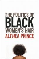 Politics of black women's hair
