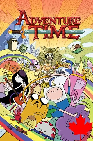 Adventure Time 1 CDN
