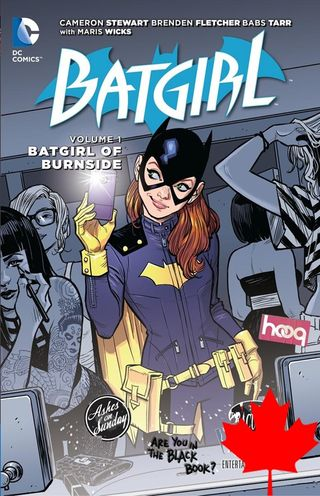 Batgirl of Burnside 1 CDN
