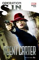 Operation SIN Agent Carter by Kathryn Immonen and Rich Ellis