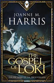 Gospel of Loki Book Cover