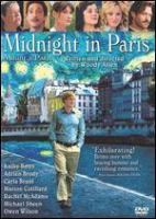Midnight in Paris DVD Cover