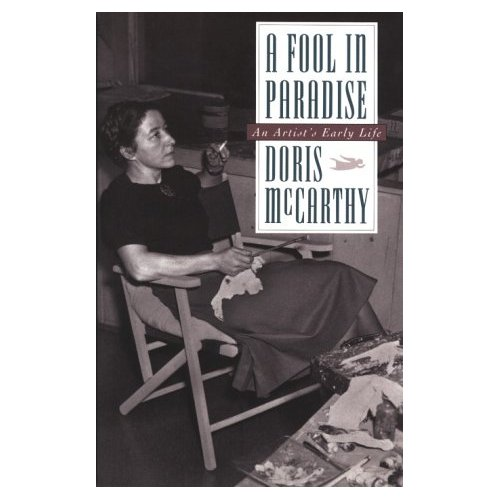 A fool in paradise - an artist's early life