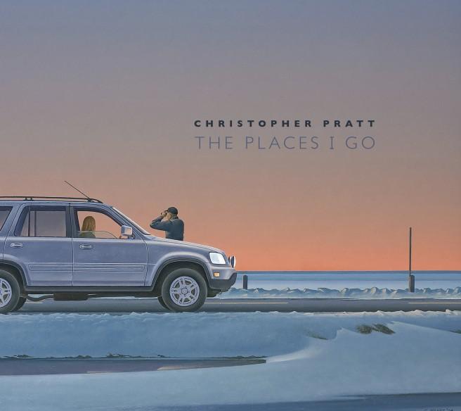 Christopher Pratt - the places I go