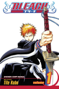 Bleach Manga Cover Image