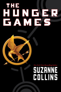 Hunger Games by Suzanne Collins Cover Image