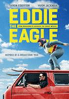 Eddie the Eagle DVD Cover