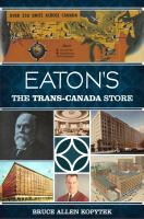 Eaton's the trans-Canada store