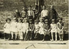 York Street Public School 1923