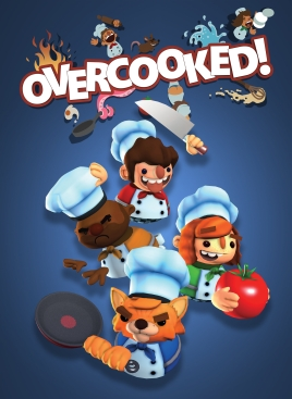 Overcooked by Ghost Town Games Poster Image