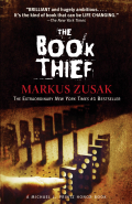 The Book Thief by Markus Zusak Book Cover Image