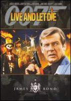 DVD Live and Let Die