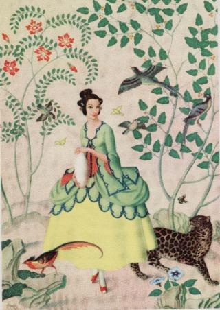 A Fairy Garland