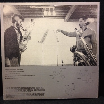 Roscoe Mitchell back cover