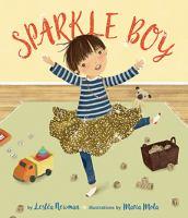 Sparkle Boy, by Leslea Newman