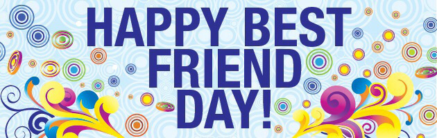 Best-friend-day-banner