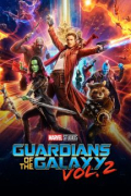 Guardian's of the galaxy volume 2 poster