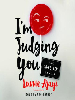 I'm Juding You