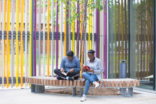 Reading Garden at Albion