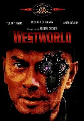Westworld 1973 on DVD