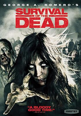 Survival of the Dead DVD Cover