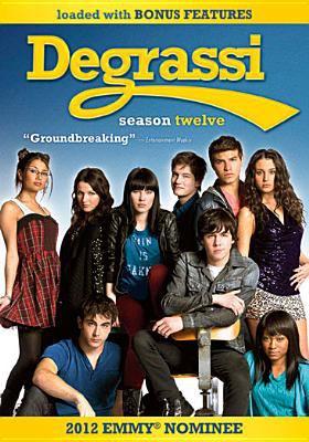 Degrassi season 12