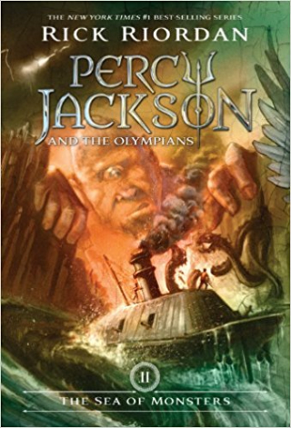 The Sea of Monsters  by Percy Jackson