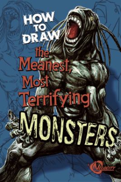 How to draw the meanest most terrifying monsters