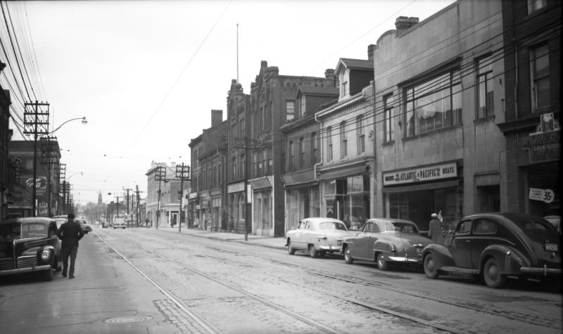 Yonge Asquith 1953