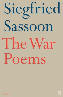 Siegfried Sassoon War Poems