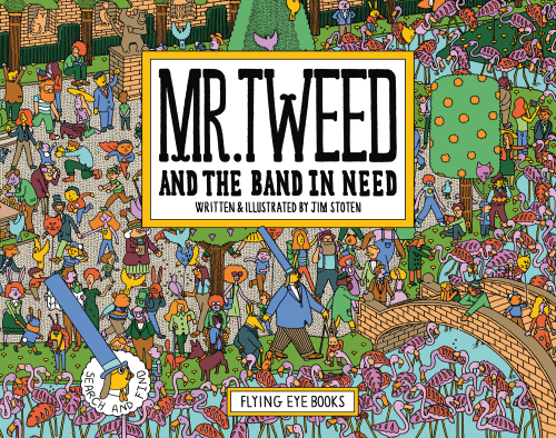 Mr.Tweed and the Band in Need