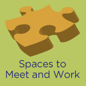 Spaces to Meet and Work